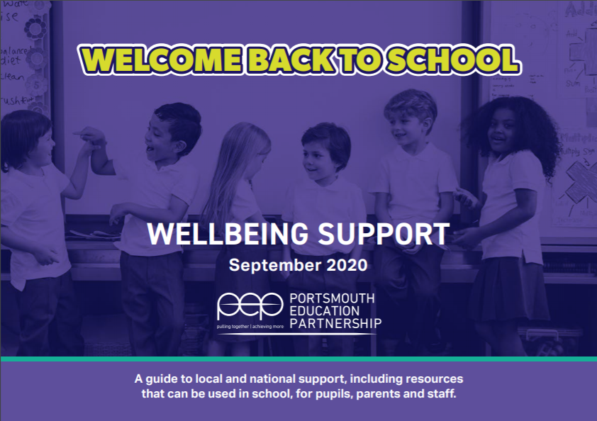 Welcome Back to School wellbeing support