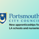 A new webinar from Portsmouth City Councils looks at apprenticeships for LA schools and nurseries