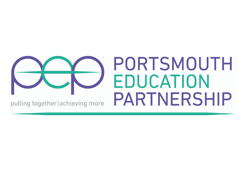 Portsmouth Education Partnership logo