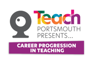 Teach Portsmouth presents career progression in teaching