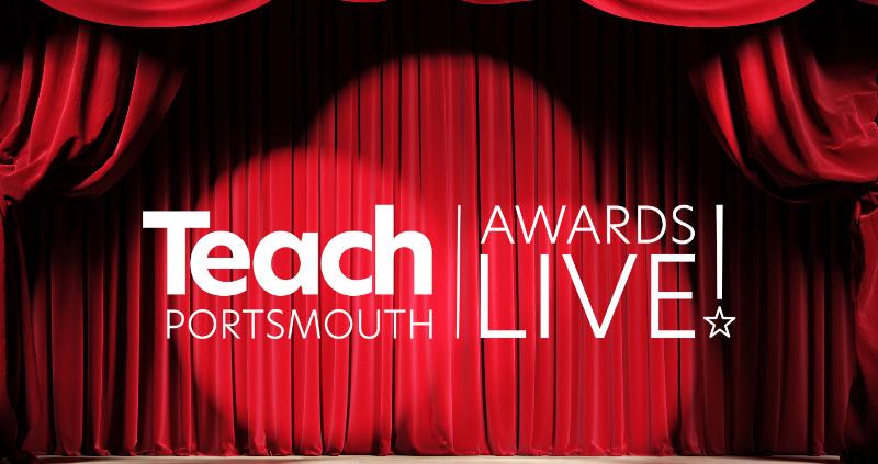 Teach Portsmouth Awards Live
