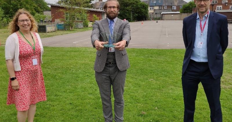 People's choice award winner