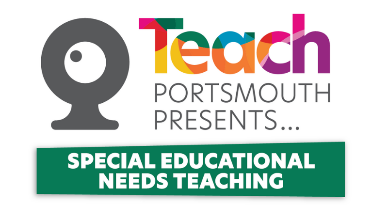Teach Portsmouth presents SEN teaching